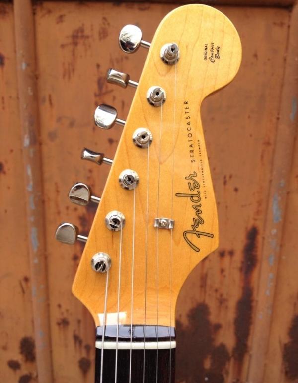 Fender Japan '62 Reissue Stratocaster, รหัส aab1903569