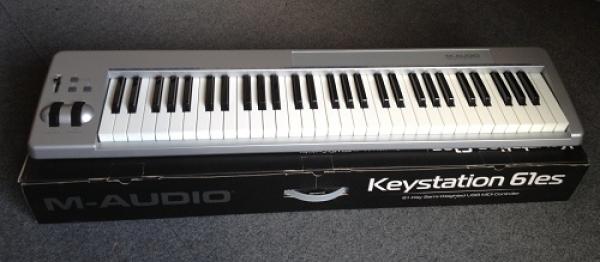 M Audio Keystation 61es Driver Download Mac